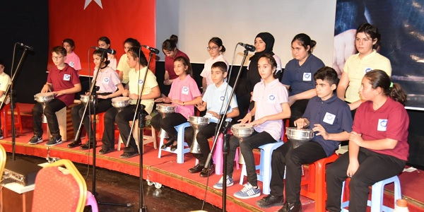 Photo of Çağdaş Yaşamın Cumhuriyet çocuklarından Cumhuriyet konseri