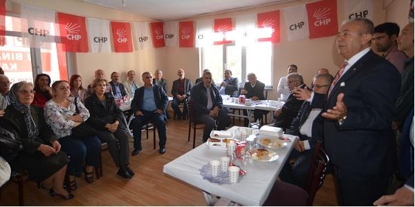 Photo of CHP'liler Başiskele İlçe Örgütü Cumhuriyet programında