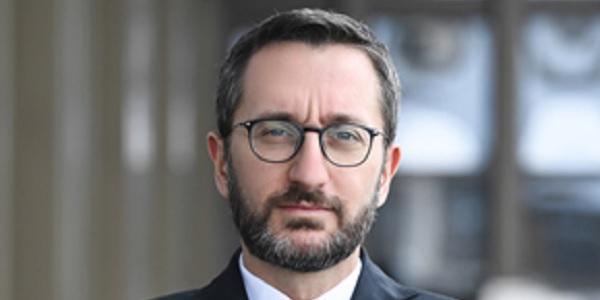 Photo of Fahrettin Altun: 'ABD'ye destek olmaktan memnuniyet duyduk'