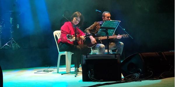 Photo of Haluk Levent Nuriye Gürel'in sahne hayalini gerçekleştirdi
