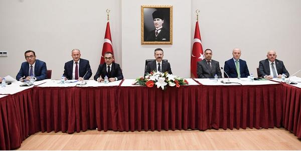 Photo of Kocaeli İstihdam ve Mesleki Eğitim Kurulu toplantısı gerçekleştirildi