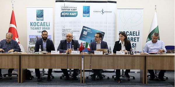 Photo of Kocaeli Ticaret Odası üyelerini İtalya pazarı ile tanıştırdı
