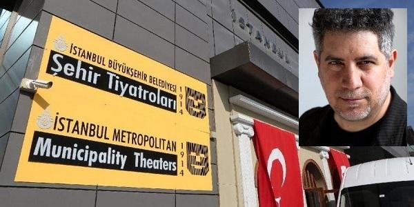 Photo of Mehmet Ergen İBB Şehir Tiyatroları Genel Sanat Yönetmeni oldu