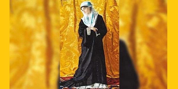 Photo of Osman Hamdi Bey'in 'İstanbul Hanımefendisi' rekor fiyata satıldı