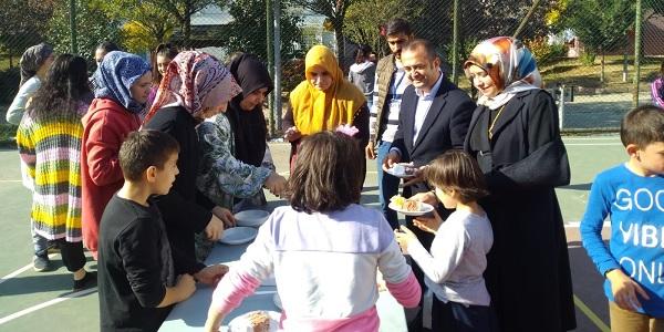 Photo of Çayırova Sevgi Evlerinde toplu doğum günü organizasyonu