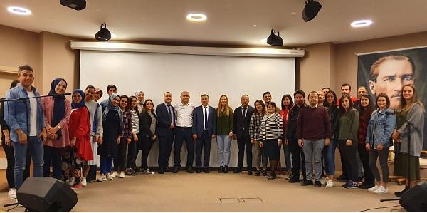 Photo of Özel KOTO Okulu'na üniversiteden eğitim desteği