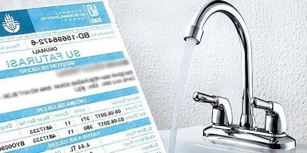 Photo of İstanbul'da şuan su birim fiyatı 2015 yılı fiyatı ile aynıdır