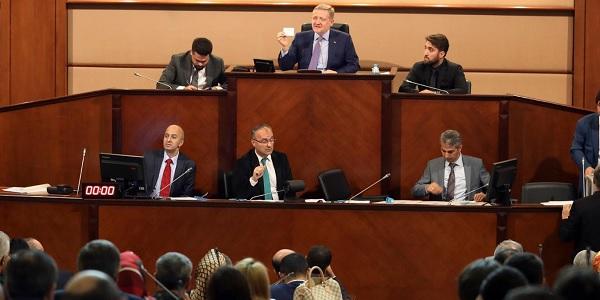 Photo of İstanbul'un 39 ilçesinin 2020 bütçesi İBB Meclisinde onaylandı