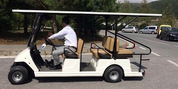 Photo of AKP belediyesi olmayan golf sahasına golf arabası aldı