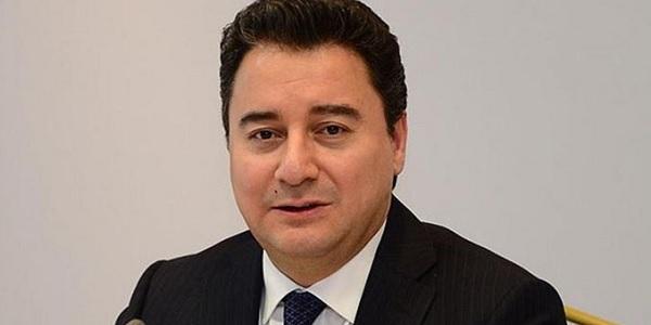 Photo of Ali Babacan'ın toplumda karşılığı yüzde 9.5