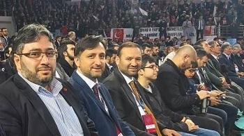 Büyük kongrede Kocaeli delegeleri