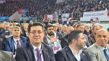 Büyük kongrede Kocaeli delegeleri1