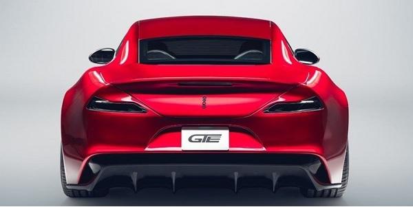 Photo of Drako GTE: 1200 beygirlik elektrikli spor otomobil