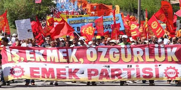 Photo of EMEP: 'Böyle bir son yaşanmasın diye birlik olalım'