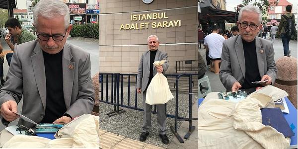 Photo of Fetö 'delil torbası' diye Özcan'ın fotoğraflarına elkoymuştu