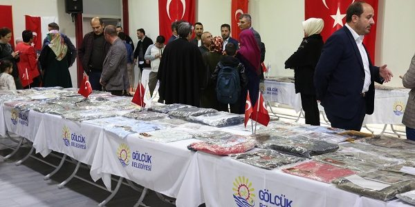Photo of Gölcük'te 'Şehit ve Devlet Büyükleri Emanetleri Sergisi' açıldı