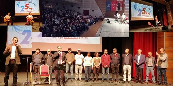 Photo of Gebze'de Evrensel Gazetesi'nin 25'inci yılı dayanışma etkinliği