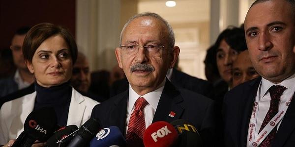 Photo of Kılıçdaroğlu: 'Her bir saatte Türkiye'nin ödediği faiz iki milyon dolardır'