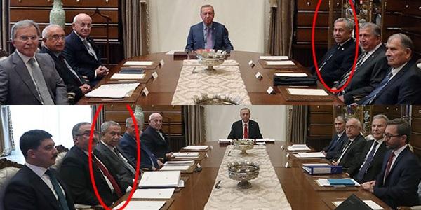 Photo of 'KHK facia' diyen Arınç istişare kurulunda cezalandırıldı