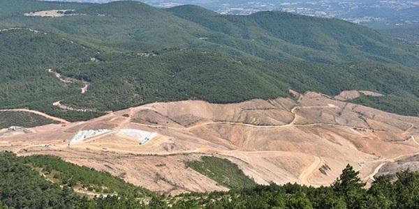 Photo of Kaz Dağları'nda 155 farklı firmaya ruhsat verildiği ortaya çıktı