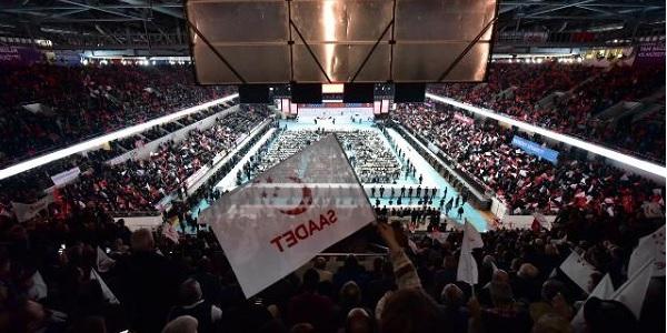 Photo of Saadet Kongresinde 'Milli Görüş'ün 50'nci Yıl Vizyonu' coşkusu
