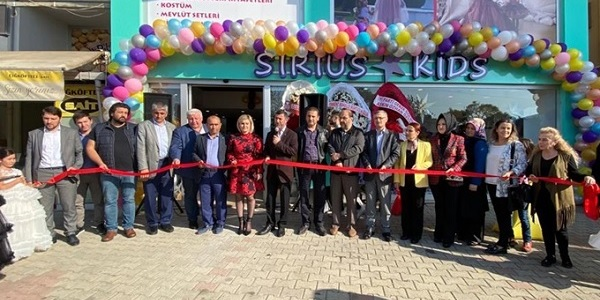 Photo of Sirius Kids Showroom Gebze Yenikentte hizmete girdi
