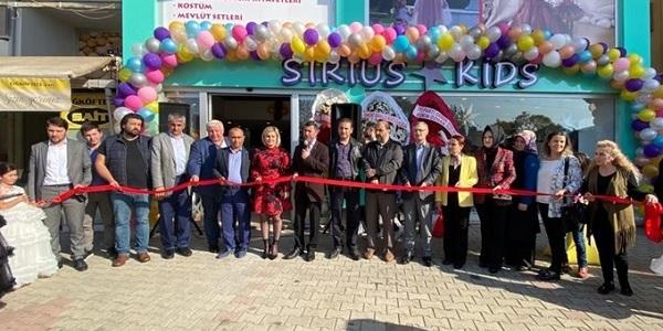 Photo of Sirius Kids Showroom Gebze Yenikentte hizmete girdi