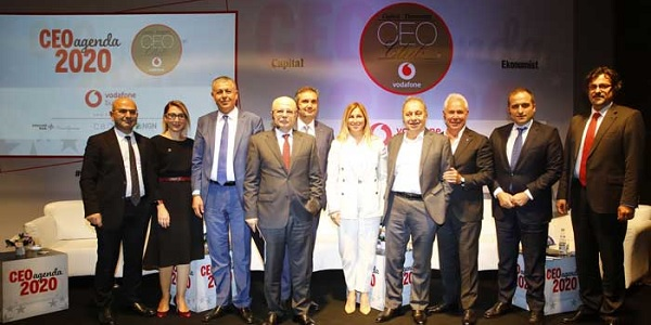 Photo of 'CEO Agenda 2020' Vodafone Business CEO Club'ın sonuncusu