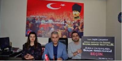 Photo of Çeker: 'çalışanlar Döner Sermaye komisyonlarına aday olmalılar'