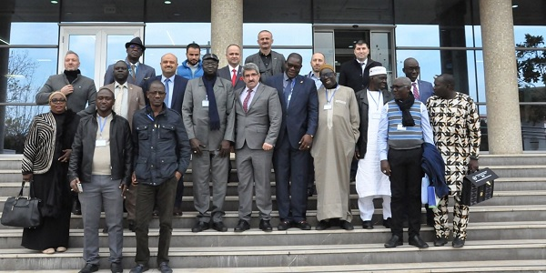 Photo of Başkan Bulut Senegal heyetini 2020 Co-Matching'e davet etti