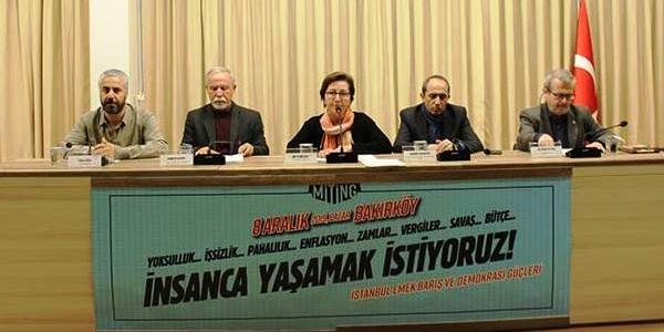 Photo of Demokrasi Güçleri 8 Aralık'ta Bakırköy'de buluşuyor