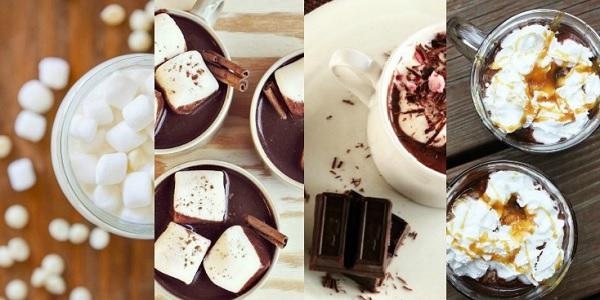 Evde yapabileceğimiz Sıcak Çikolatanın 5 tarifi
