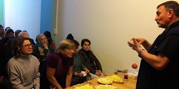Photo of İlhan Koçulu: Türkiye'de 300-400 çeşit peynir bulunuyor