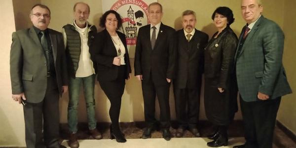 Photo of KOMECE'yi Federasyon Başkanı Yılmaz Karaca ziyaret etti