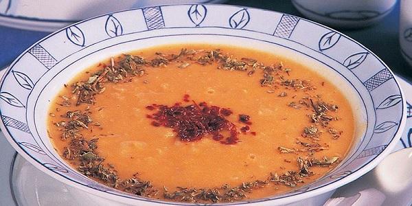 Kuru Fasulye Çorbası evde lezzetli