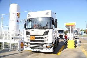 Shell LNG İstasyon Açılışı