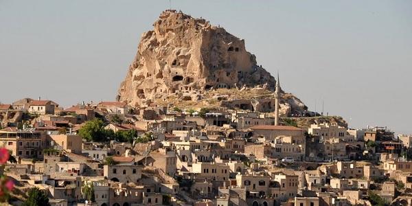 Photo of Uçhisar-Kapadokya: Türkiye'de gezilecek yerler