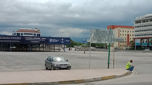 Photo of Milli İrade Meydanı KSSD Otoparkı hizmete başladı