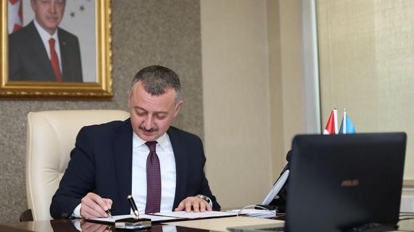 Büyükakın'dan Büyükşehir kiracılarına kira müjdesi