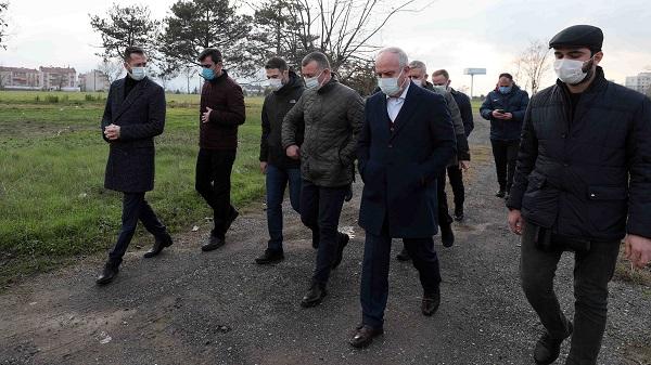 """Photo of Büyükakın'dan """"Kocaelispor'un eski tesislerine yeni proje"""""""