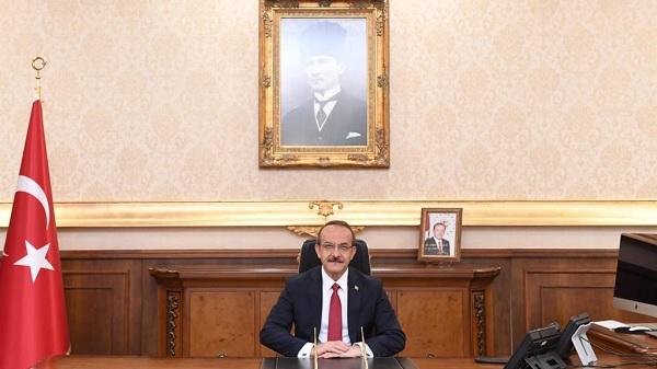 Photo of Vali Seddar Yavuz'un Yeni Yıl Kutlama Mesajı