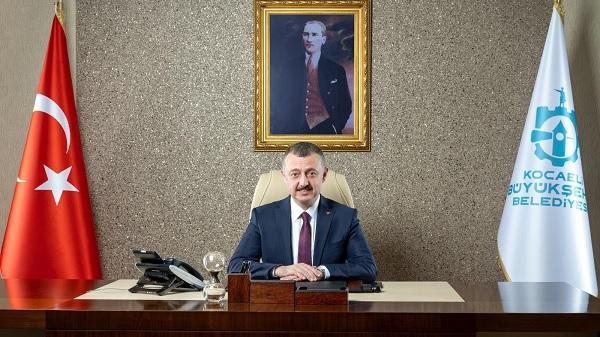 """Photo of Büyükakın: """"Gazetecilik önemi yadsınamaz meslekler arasındadır"""""""