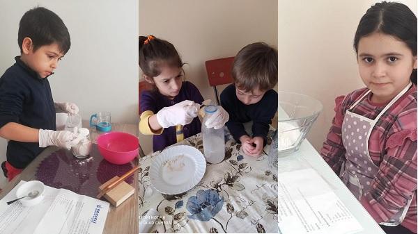 Photo of Kocaeli Bilim Merkezi'nden çevrimiçi deneyler