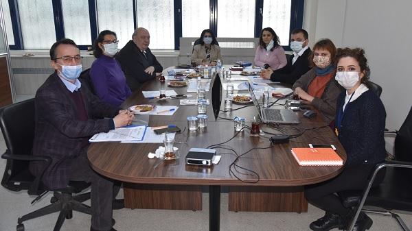 """Photo of İzmit Belediyesi """"Alzheimer Yaşam Evi"""" için Uzmanlarla biraraya geldi"""