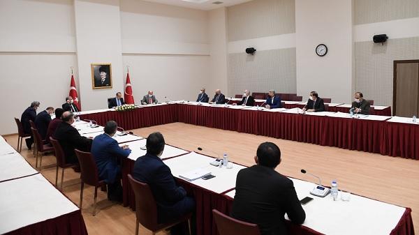 Photo of Kocaeli'de Covid-19 Değerlendirme ve İstişare Toplantısı